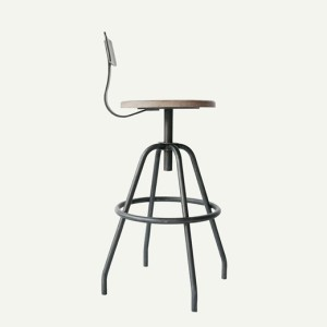 Makr Industrial Stool