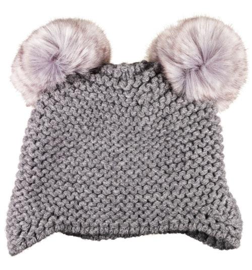 Inverni Cashmere Bear Hat