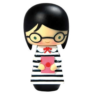 Momiji Doll - Danielle, Bookclub Girl $16.95