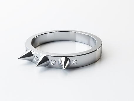 Aggressive Ring by Lusasul