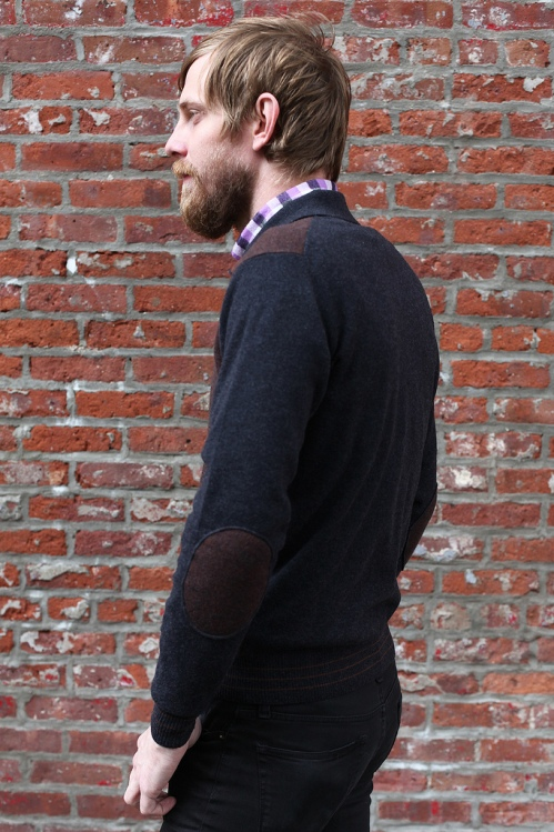 Epaulet Sweater