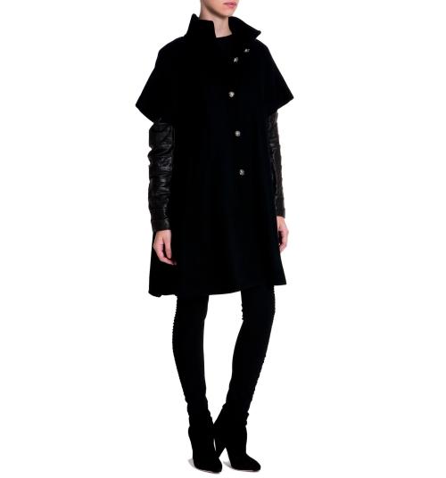 Bensoni Capelet Coat