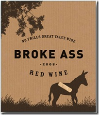 Broke Ass Wines