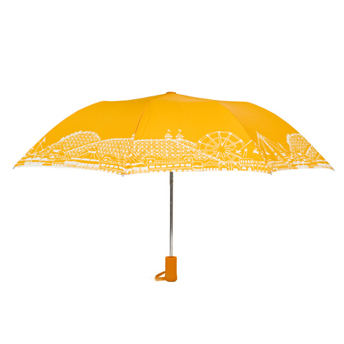 Fishs Eddy Carnival Umbrella