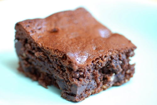Chocolate Chip Brownies (Gluten Free)