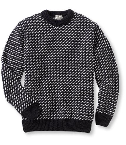 L.L. Bean Norwegian Sweater
