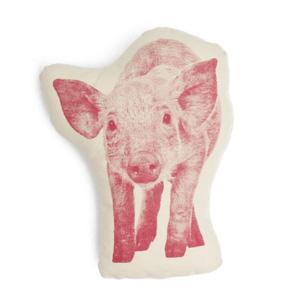 Pig Pico Pillow