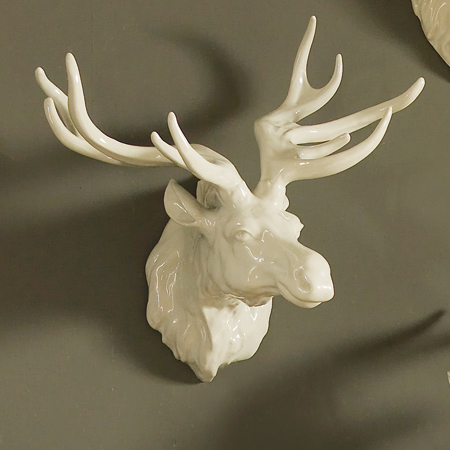 Ceramic Animal Head