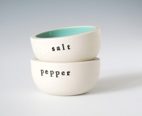salt + pepper