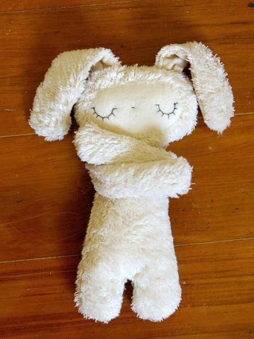 Minu Schlaf Stuffed Animal $46
