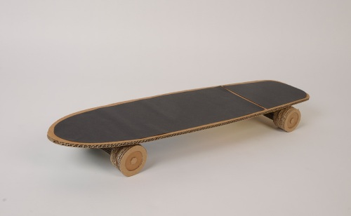 Cardboard Series Skateboards
