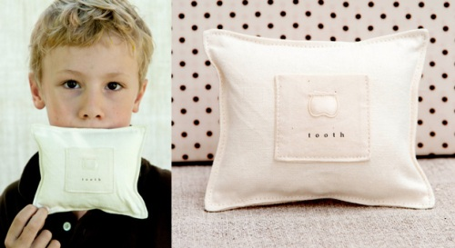 pi'lo Tooth Pillow $15