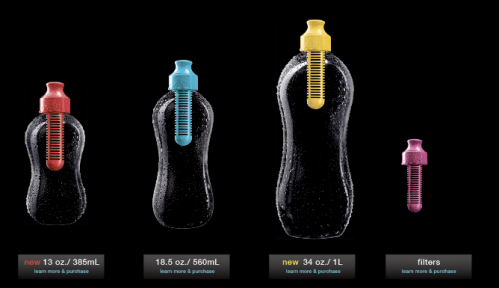 Bobble Filtered Water Bottle
