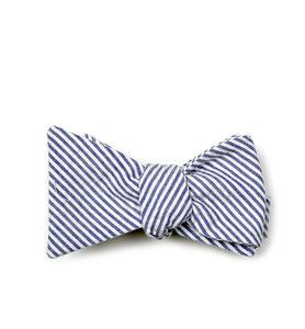 Engineered Garments Seersucker Bow Tie
