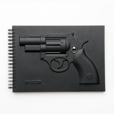 Gun Notebook $20