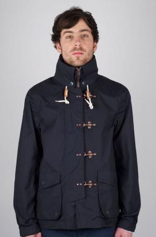 Velour Navy Jerome Jacket
