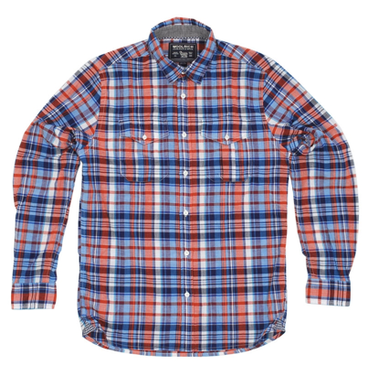 Woolrich Long Sleeved Field Shirt