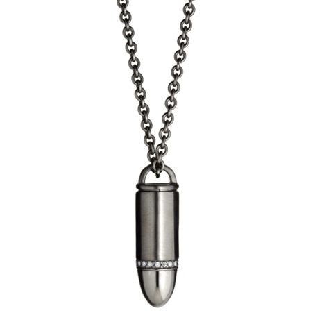 Santo by Zani 9mm Pendant, $425