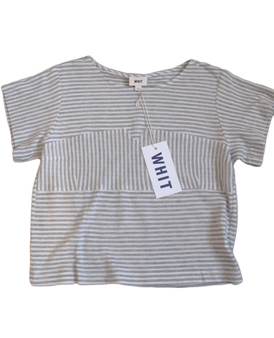 WHIT Striped Top $128
