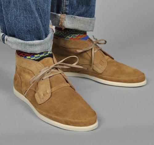 """Folk """"Armstrong"""" Desert Boots $179"""