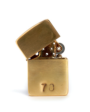 Brass Lighter