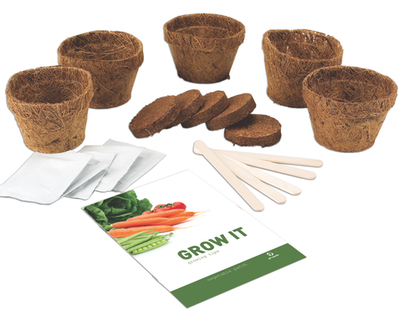 Grow Your Own Garden Kit