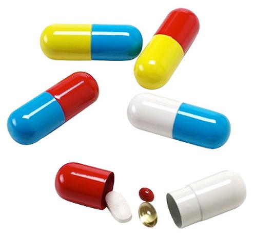 Pill Capsules, $3.99-$6.99