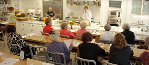 Stonewall Kitchen, Cooking School