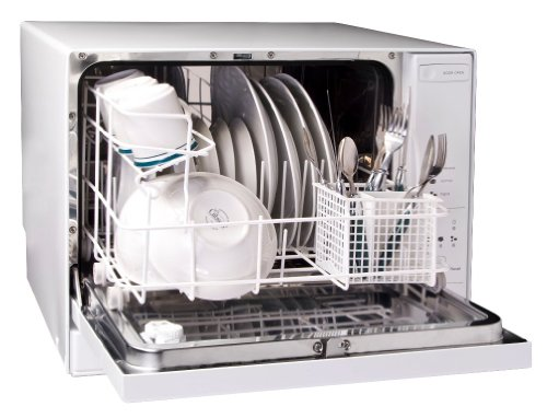 4-Place-Setting Tabletop Dishwasher, $179.00