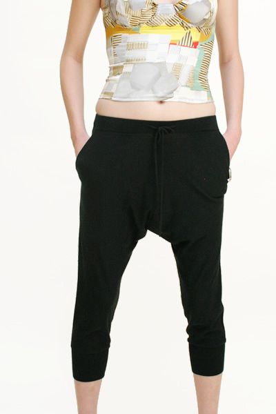 Julie Park Drop Crotch Pants, $180