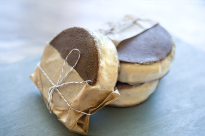Banana Ice Cream Sandwiches