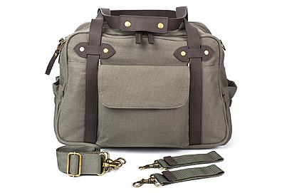 Charlie Unisex Diaper Bag