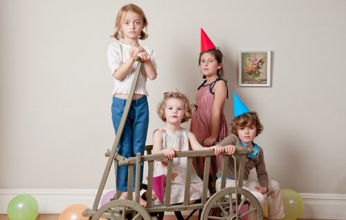 Caramel Baby & Child Lookbook