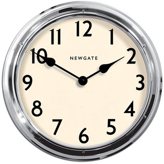 "Newgate 24"" Broadway Wall Clock, $250.00"