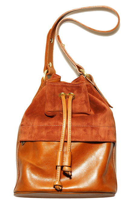 Benah Nico Drawstring Shoulder Bag, $395