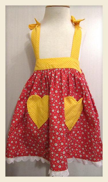 Juni Apron Skirt