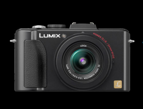 Lumix Camera DMC-LX5