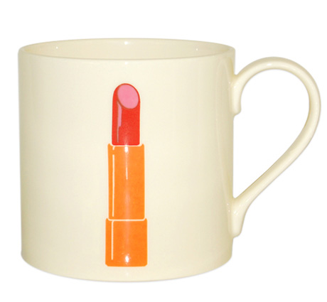 POP Lipstick Mug