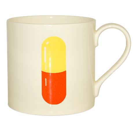 POP Pill Mug