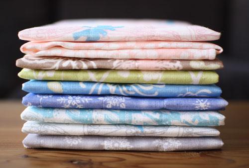 Shirayuki Towels