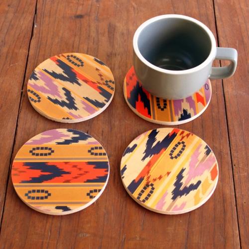 Wolfum Coasters