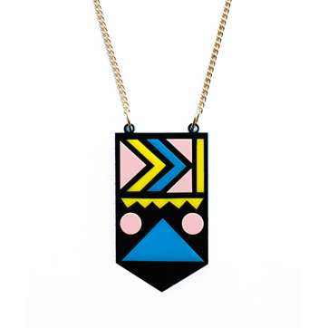 Lazy Oaf Apache Necklace