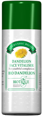 Biotique Dandelion Face Vitaliser, $34.95