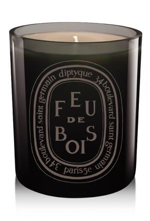 Diptyque Feu de Bois Scented Candle, $90