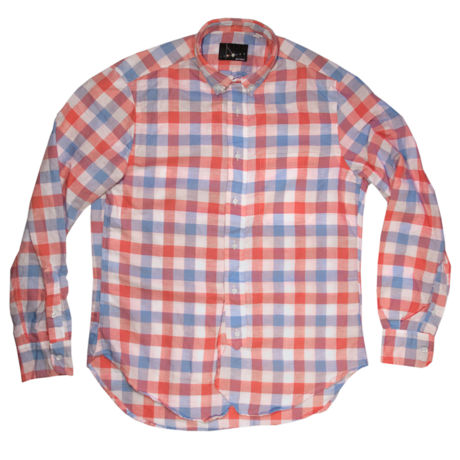 Matt Singer Long Sleeve Shirt, $195