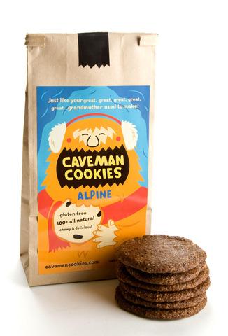 Caveman Bakery Alpine Caveman Cookies, $5.45-$17.95