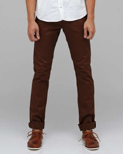 Need Supply Co. x Rogue Territory Trousers in Nutmeg