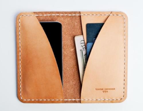 Kenton Sorenson iPhone Wallet