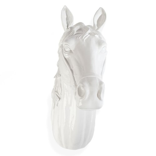 Wall Mounted Horse Head, $129.95