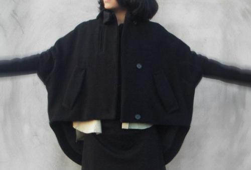 FM908 Wool Coat